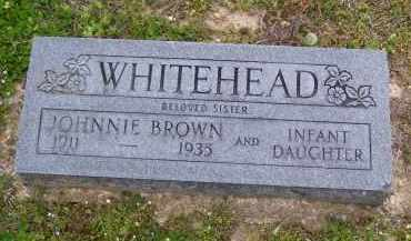 WHITEHEAD, INFANT DAUGHTER - Baxter County, Arkansas | INFANT DAUGHTER WHITEHEAD - Arkansas Gravestone Photos