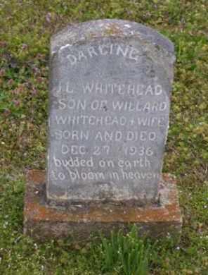 WHITEHEAD, J. L. - Baxter County, Arkansas | J. L. WHITEHEAD - Arkansas Gravestone Photos