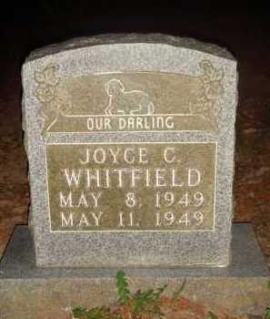 WHITFIELD, JOYCE C. - Baxter County, Arkansas   JOYCE C. WHITFIELD - Arkansas Gravestone Photos
