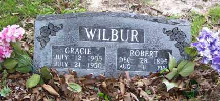 "WILBUR, GRACE ""GRACIE"" - Baxter County, Arkansas 