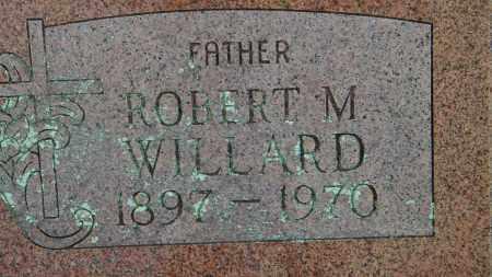 WILLARD, ROBERT M - Baxter County, Arkansas   ROBERT M WILLARD - Arkansas Gravestone Photos