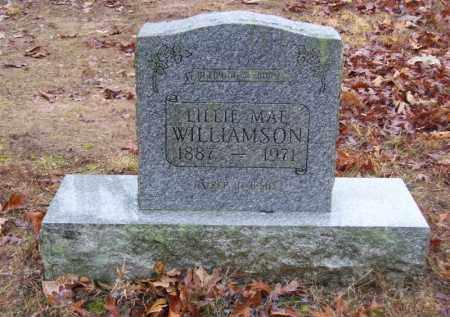 BELL WILLIAMSON, LILLIE MAE - Baxter County, Arkansas | LILLIE MAE BELL WILLIAMSON - Arkansas Gravestone Photos