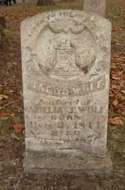 WOLF (VETERAN CSA), JACOB - Baxter County, Arkansas | JACOB WOLF (VETERAN CSA) - Arkansas Gravestone Photos