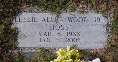 "WOOD, JR., LESLIE ALLEN ""HOSS"" - Baxter County, Arkansas 