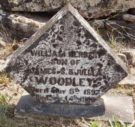 WOODLEY, WILLIAM HERBERT - Baxter County, Arkansas | WILLIAM HERBERT WOODLEY - Arkansas Gravestone Photos
