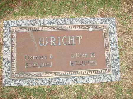 WRIGHT, LILLIAM M. - Baxter County, Arkansas | LILLIAM M. WRIGHT - Arkansas Gravestone Photos