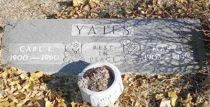 YATES, MARY L. - Baxter County, Arkansas | MARY L. YATES - Arkansas Gravestone Photos