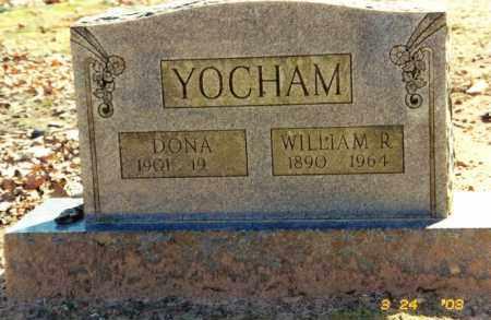 BEAVERS YOCHAM, DONA - Baxter County, Arkansas | DONA BEAVERS YOCHAM - Arkansas Gravestone Photos
