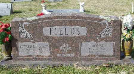 "FIELDS, EDWARD EUGENE ""GENE"" - Benton County, Arkansas | EDWARD EUGENE ""GENE"" FIELDS - Arkansas Gravestone Photos"