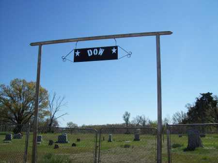 *DOW CEMETERY,  - Benton County, Arkansas |  *DOW CEMETERY - Arkansas Gravestone Photos