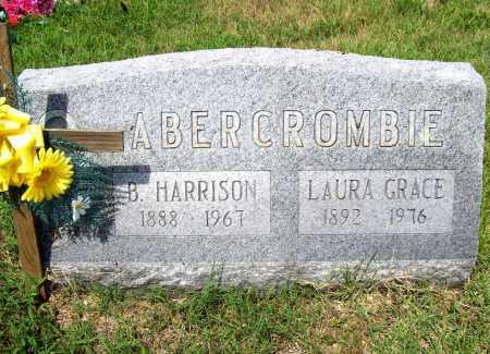ABERCROMBIE, LAURA GRACE - Benton County, Arkansas | LAURA GRACE ABERCROMBIE - Arkansas Gravestone Photos