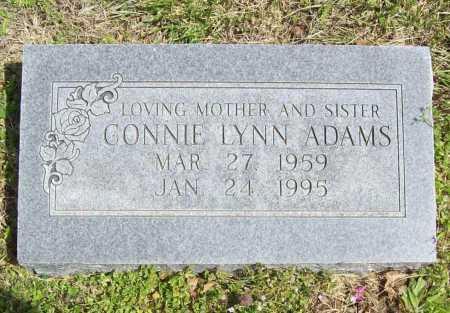 ADAMS, CONNIE LYNN - Benton County, Arkansas | CONNIE LYNN ADAMS - Arkansas Gravestone Photos