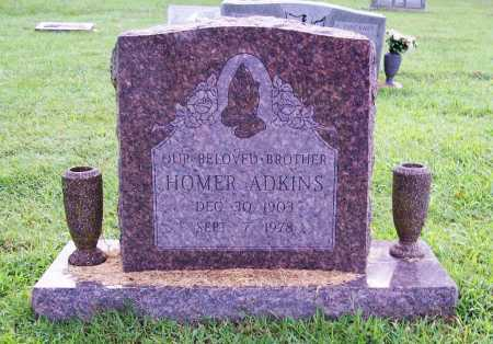 ADKINS, HOMER - Benton County, Arkansas | HOMER ADKINS - Arkansas Gravestone Photos