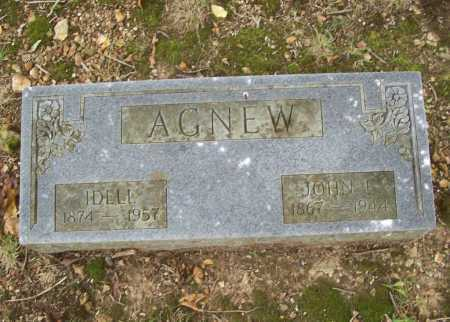 AGNEW, IDELL - Benton County, Arkansas | IDELL AGNEW - Arkansas Gravestone Photos