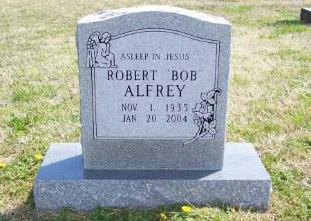"ALFREY, ROBERT ""BOB"" - Benton County, Arkansas | ROBERT ""BOB"" ALFREY - Arkansas Gravestone Photos"