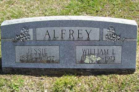 ROBBINS ALFREY, JESSIE KAY - Benton County, Arkansas | JESSIE KAY ROBBINS ALFREY - Arkansas Gravestone Photos