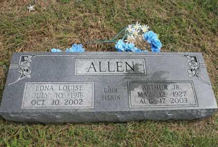 ALLEN, ARTHUR JR. - Benton County, Arkansas | ARTHUR JR. ALLEN - Arkansas Gravestone Photos