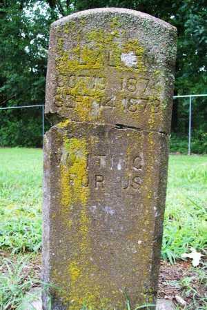 ALLEN, A L - Benton County, Arkansas | A L ALLEN - Arkansas Gravestone Photos