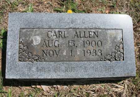 ALLEN, CARL - Benton County, Arkansas | CARL ALLEN - Arkansas Gravestone Photos