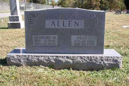 ALLEN, DEAN C. - Benton County, Arkansas | DEAN C. ALLEN - Arkansas Gravestone Photos