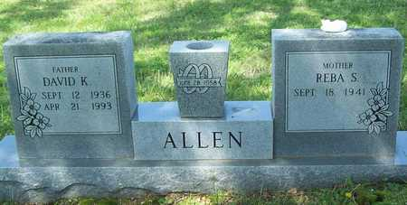 ALLEN, DAVID KYLE - Benton County, Arkansas | DAVID KYLE ALLEN - Arkansas Gravestone Photos