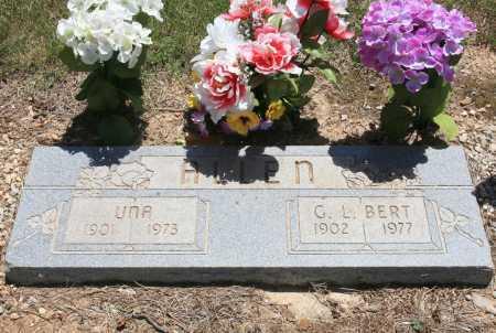 ALLEN, UNA - Benton County, Arkansas | UNA ALLEN - Arkansas Gravestone Photos