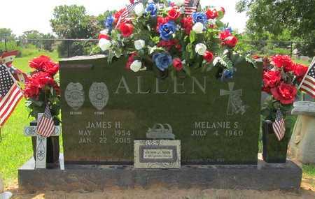 ALLEN, JAMES H - Benton County, Arkansas | JAMES H ALLEN - Arkansas Gravestone Photos