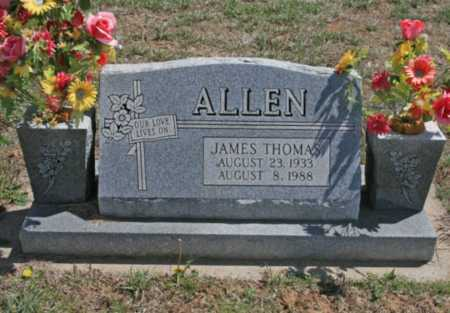 ALLEN, JAMES THOMAS - Benton County, Arkansas | JAMES THOMAS ALLEN - Arkansas Gravestone Photos