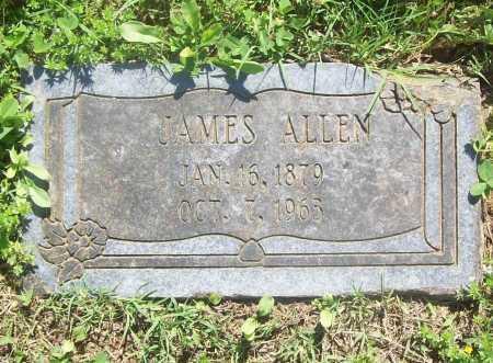 ALLEN, JAMES - Benton County, Arkansas | JAMES ALLEN - Arkansas Gravestone Photos