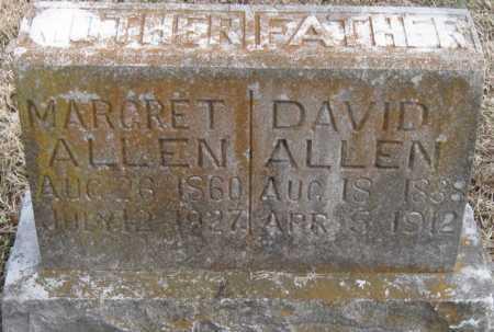 ALLEN, DAVID - Benton County, Arkansas | DAVID ALLEN - Arkansas Gravestone Photos