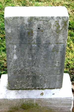 ALLEN, MARY A. - Benton County, Arkansas   MARY A. ALLEN - Arkansas Gravestone Photos