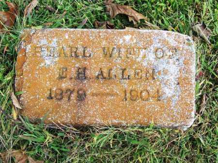 ALLEN, PEARL - Benton County, Arkansas   PEARL ALLEN - Arkansas Gravestone Photos