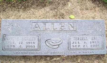 ALLEN, TERRELL RAY - Benton County, Arkansas | TERRELL RAY ALLEN - Arkansas Gravestone Photos