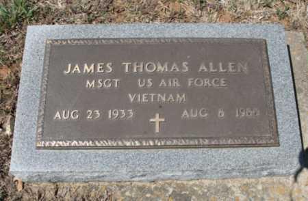 ALLEN (VETERAN VIET), JAMES THOMAS - Benton County, Arkansas | JAMES THOMAS ALLEN (VETERAN VIET) - Arkansas Gravestone Photos