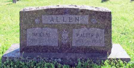 ALLEN, WALTER B - Benton County, Arkansas   WALTER B ALLEN - Arkansas Gravestone Photos