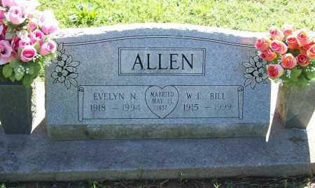 "ALLEN, W. L. ""BILL"" - Benton County, Arkansas | W. L. ""BILL"" ALLEN - Arkansas Gravestone Photos"