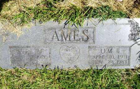 AMES, VERA M. - Benton County, Arkansas | VERA M. AMES - Arkansas Gravestone Photos