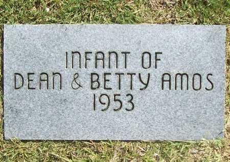 AMOS, INFANT - Benton County, Arkansas | INFANT AMOS - Arkansas Gravestone Photos