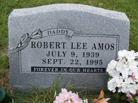AMOS, ROBERT LEE - Benton County, Arkansas | ROBERT LEE AMOS - Arkansas Gravestone Photos