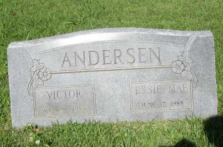 ANDERSEN, ESSIE MAE - Benton County, Arkansas | ESSIE MAE ANDERSEN - Arkansas Gravestone Photos