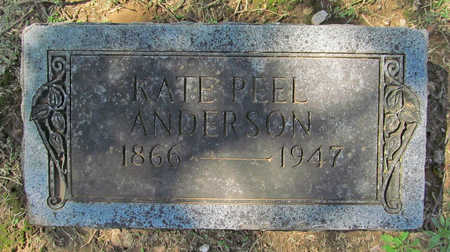 ANDERSON, KATE - Benton County, Arkansas | KATE ANDERSON - Arkansas Gravestone Photos