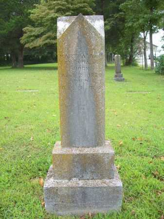 ARENDALE, MARTHA ANN - Benton County, Arkansas | MARTHA ANN ARENDALE - Arkansas Gravestone Photos