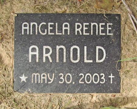 ARNOLD, ANGELA RENEE - Benton County, Arkansas | ANGELA RENEE ARNOLD - Arkansas Gravestone Photos