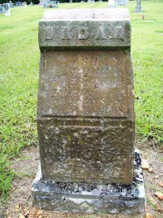 ASH, ADA - Benton County, Arkansas   ADA ASH - Arkansas Gravestone Photos