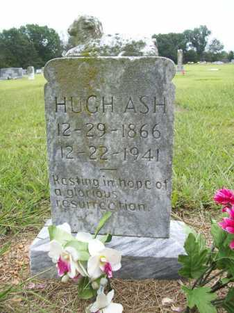 ASH, HUGH - Benton County, Arkansas | HUGH ASH - Arkansas Gravestone Photos