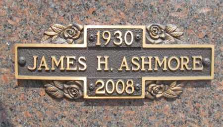ASHMORE (VETERAN), JAMES H. - Benton County, Arkansas | JAMES H. ASHMORE (VETERAN) - Arkansas Gravestone Photos