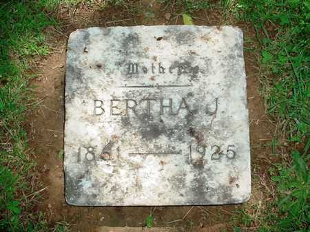 ATKINSON, BERTHA J. - Benton County, Arkansas | BERTHA J. ATKINSON - Arkansas Gravestone Photos