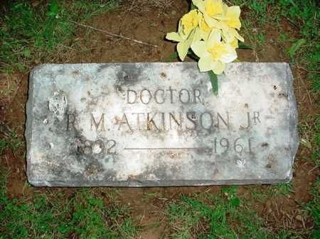 ATKINSON, RICHARD MATSON JR DR - Benton County, Arkansas | RICHARD MATSON JR DR ATKINSON - Arkansas Gravestone Photos
