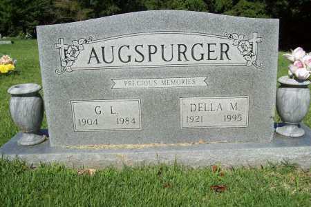 AUGSPURGER, G. L. - Benton County, Arkansas | G. L. AUGSPURGER - Arkansas Gravestone Photos