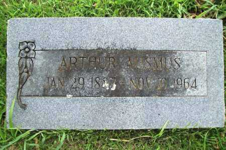AUSMUS, ARTHUR - Benton County, Arkansas | ARTHUR AUSMUS - Arkansas Gravestone Photos